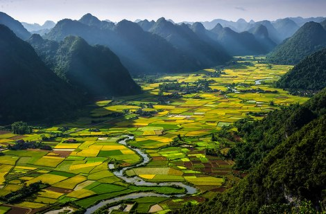 Bac Son Valley Vietnam