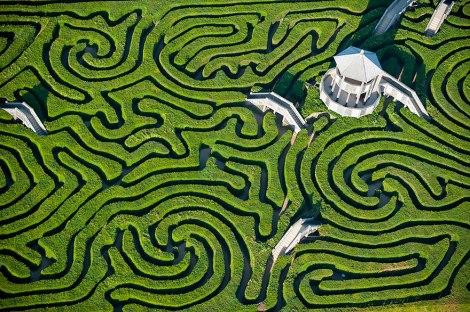 Longleat Maze, England