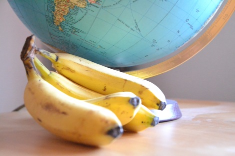Travelling & Bananas
